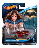 Hot Wheels DC Comics Batman vs Superman Dawn of Justice - Wonder Woman - DJM20